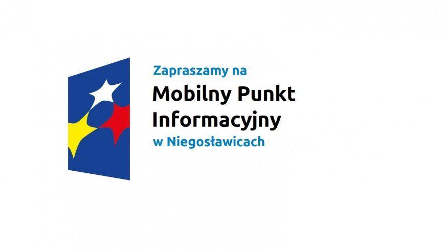 Mobilny Punkt Informacyjny w Niegosławicach – 20.09.2021 r.