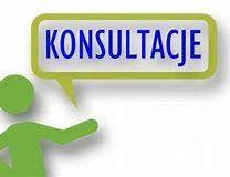 Informacja dla organizacji pozarządowych oraz innych podmiotów wymienionych w art. 3 ust. 3 ustawy o działalności pożytku publicznego i o wolontariacie dot. konsultacji.