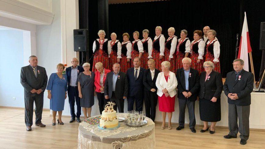 Jubileusz 50-lecia małżeństwa